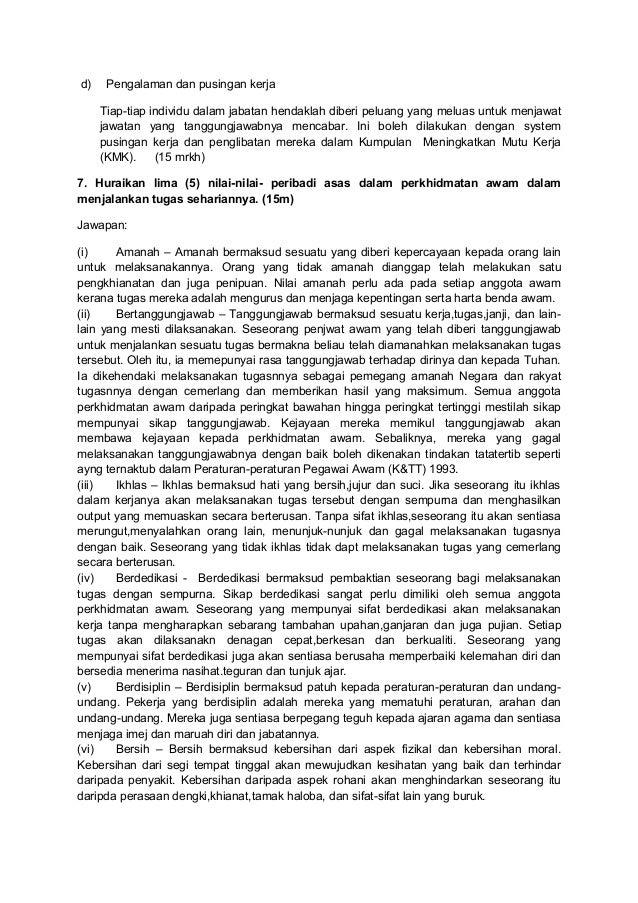 Contoh Soalan Dan Jawapan Esei Sejarah Tingkatan 4 Bab 2 ...