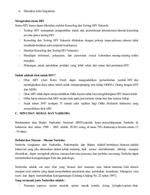 Doc 29 Makalah Bahaya Rokok Narkotika Yunika Jung Academia Edu