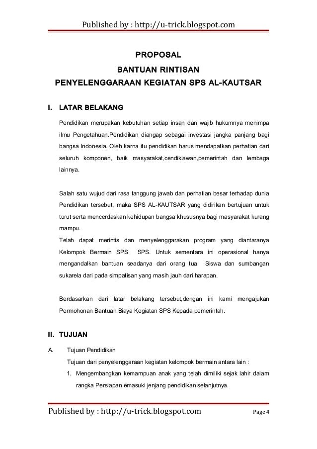 Contoh proposal-bantuan-pendidikan ye