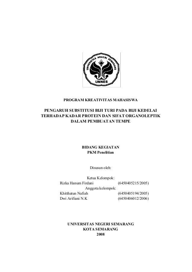 Contoh Proposal Pkm Pengabdian Masyarakat Pdf Download