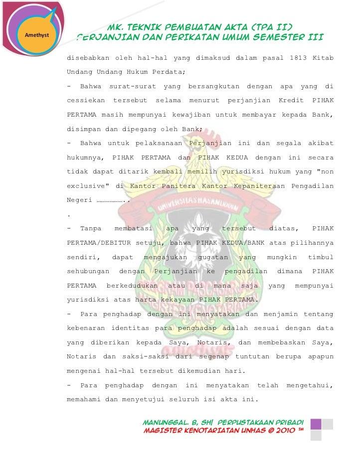 www contoh perbuatan hukum perdata viral news top