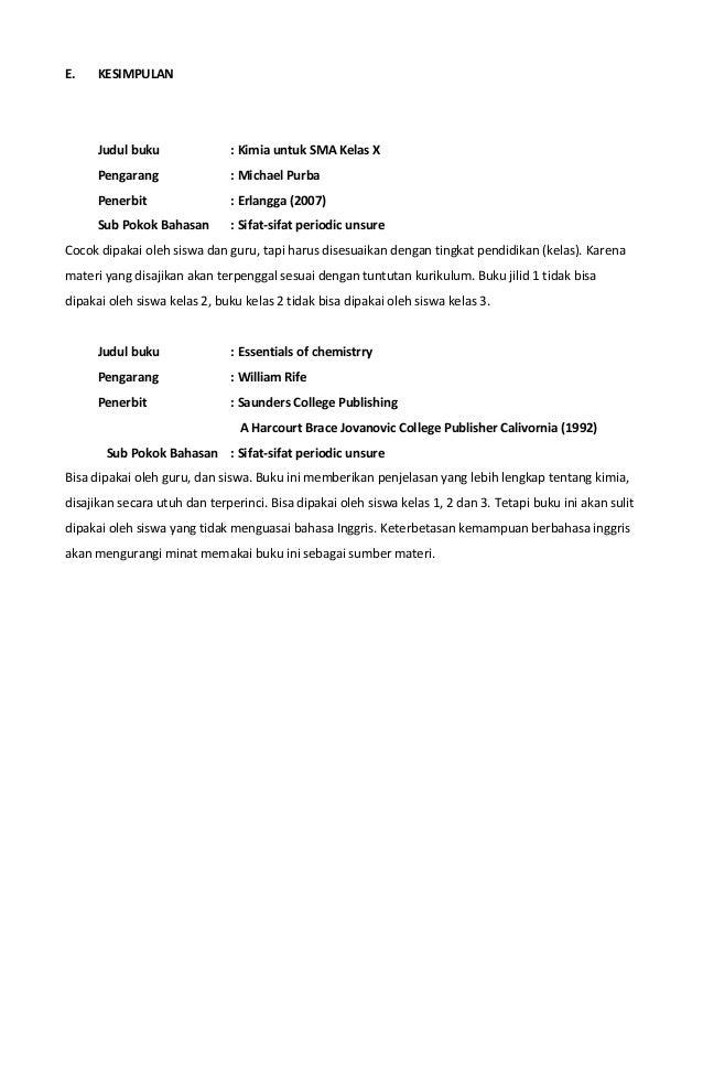 kunci jawaban buku kimia erlangga penulis michael purba sma kelas 11 semester 1 | added by users