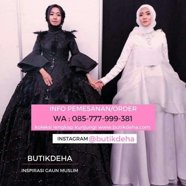 Contoh Baju Pesta Glamour Hubungi 085777999381