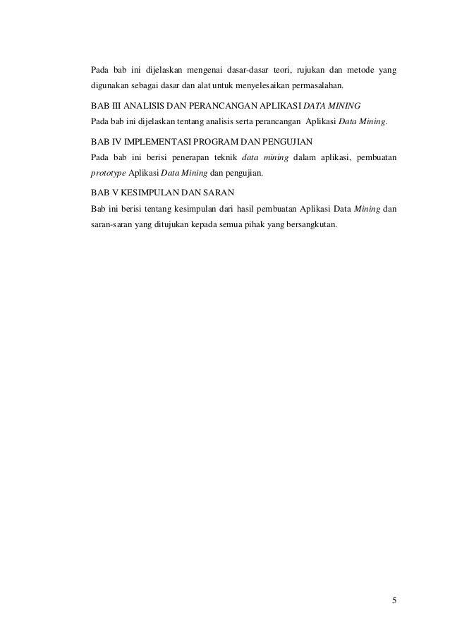 Contoh Identifikasi Rumusan Dan Batasan Masalah - Contoh 36