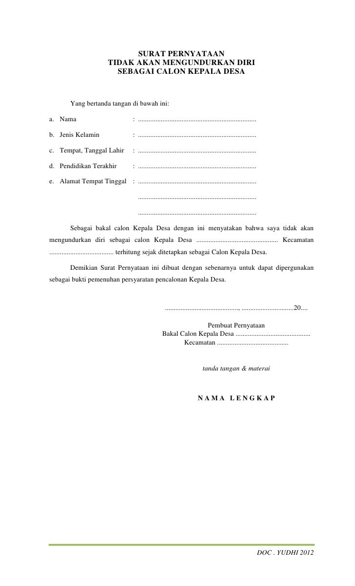 contoh surat pengunduran diri di hmi contoh 193