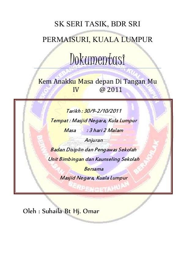 Contoh Dokumentasi Program Sekolah
