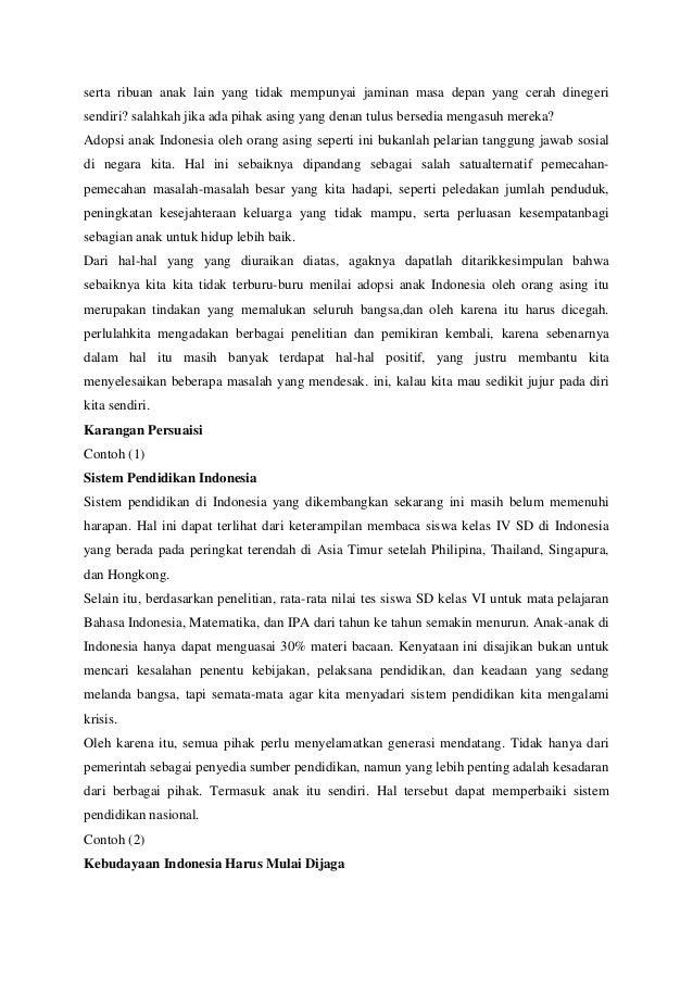Contoh Karangan Deskripsi Dalam Bahasa Jawa Cards Of
