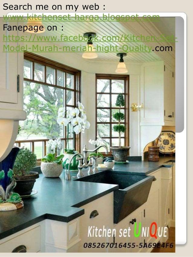 Contoh Kitchen Set Dapur Mungil Harga Kitchen Set Atas Kitchen Set