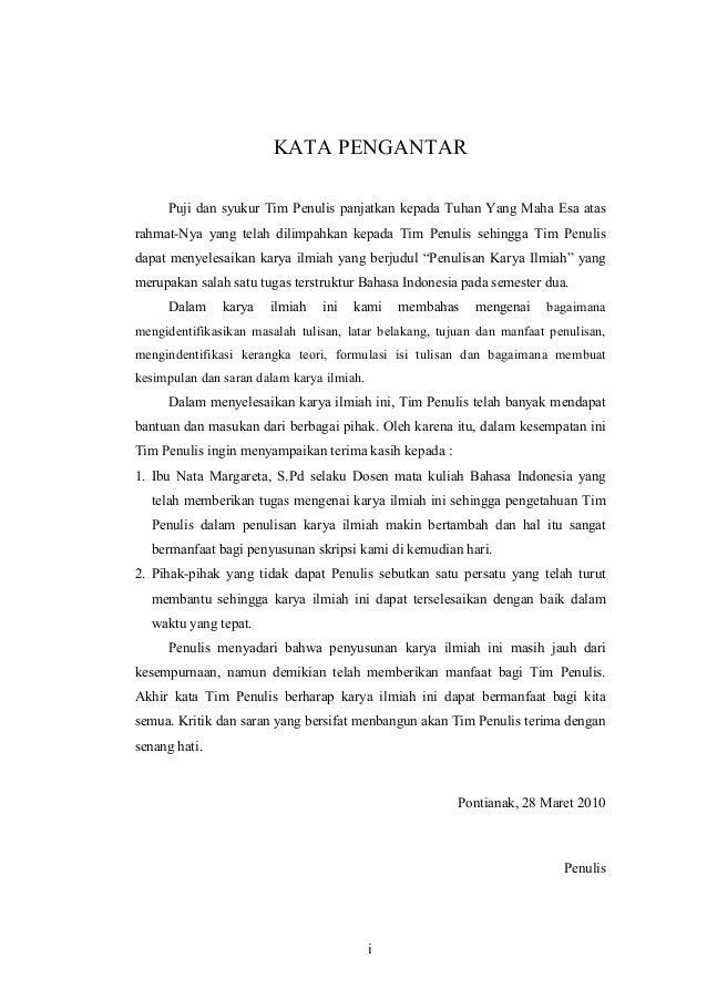 Contoh Makalah Sejarah Indonesia Kumpulan Contoh Makalah Doc Lengkap