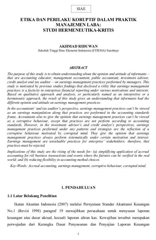 Contoh Jurnal Tesis Kualitatif Contoh Soal Dan Materi Pelajaran 7