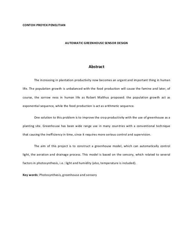 Cara penulisan tesis yang baik dan benar