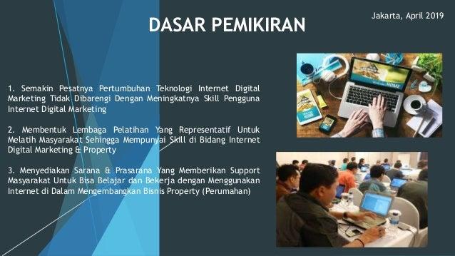 Contoh Proposal Digital Marketing Property Dmp Project