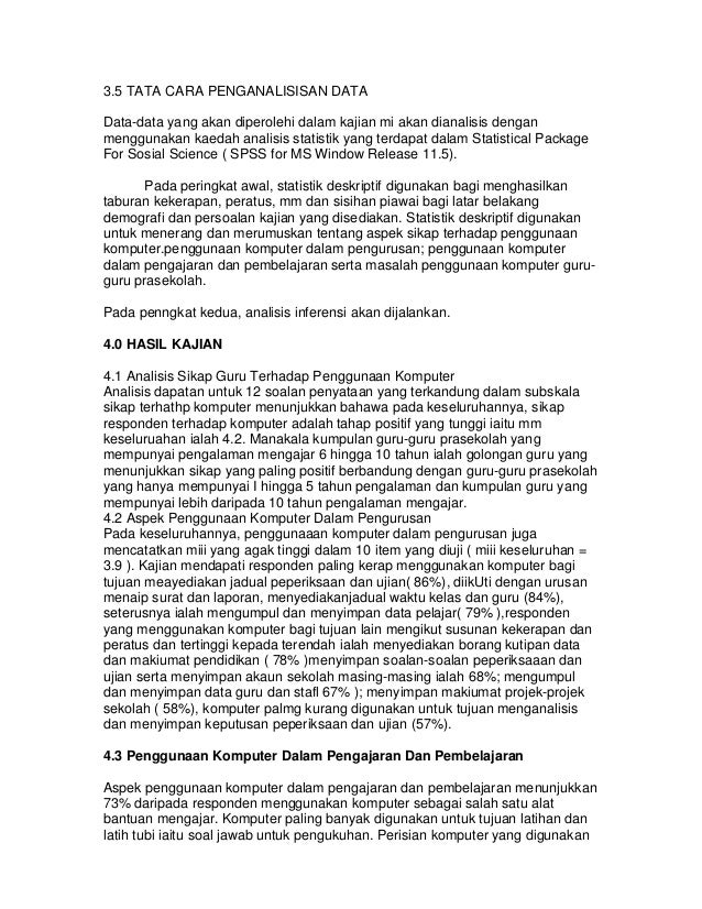 100 Original Papers Contoh Proposal Tesis Magister Komputer