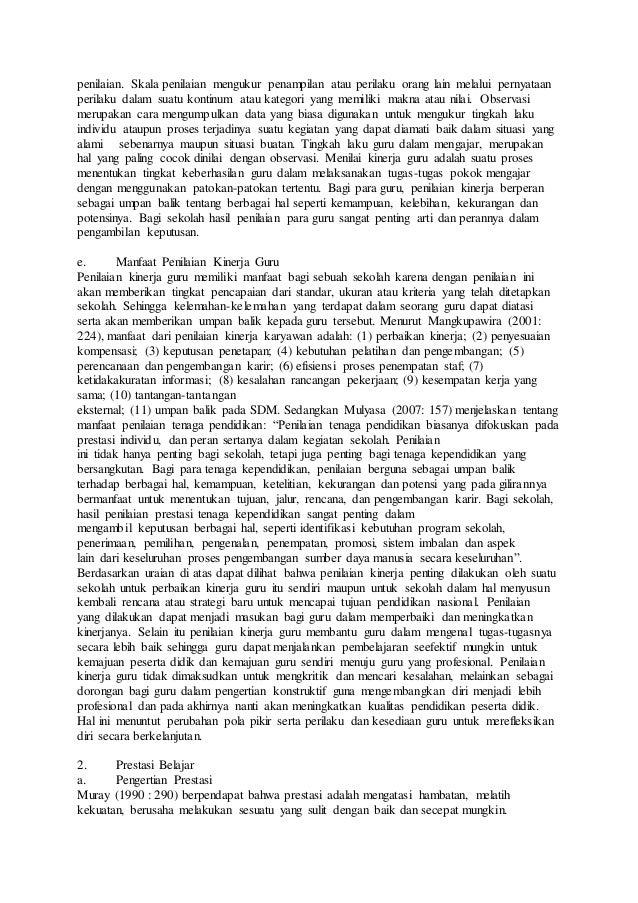 Contoh Proposal Metode Survey