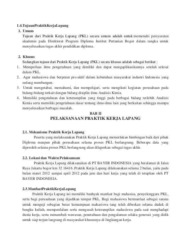 Contoh Proposal Tugas Akhir - Fontoh