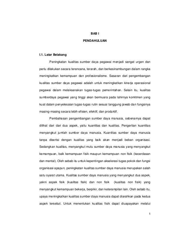 Contoh Proposal Sdm Libre