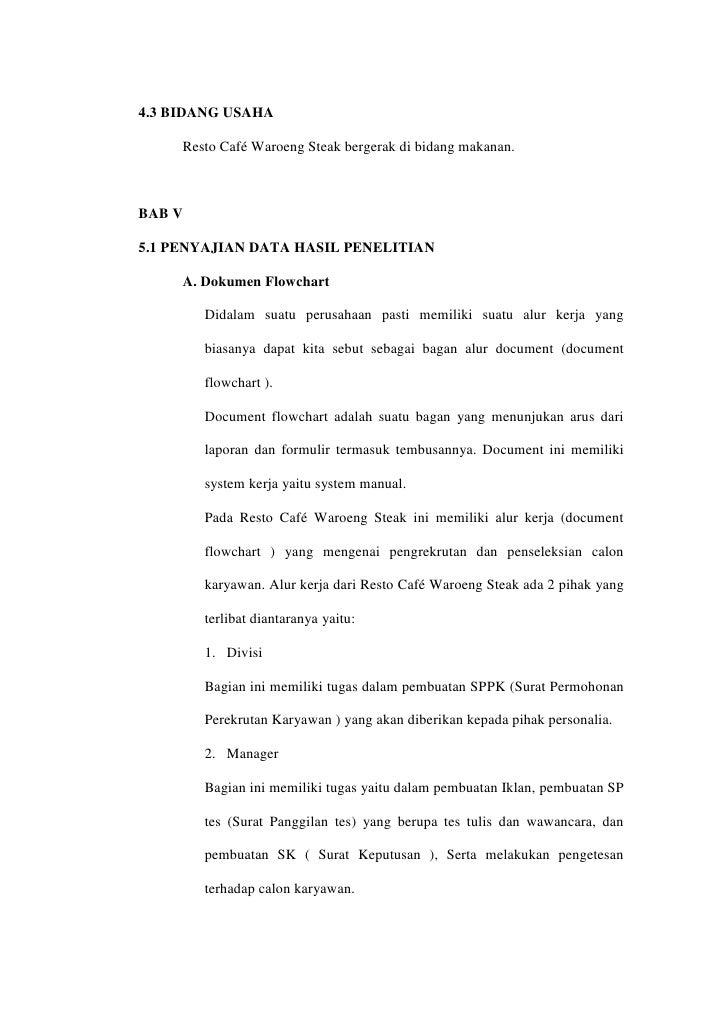 Proposal Usaha Angkringan