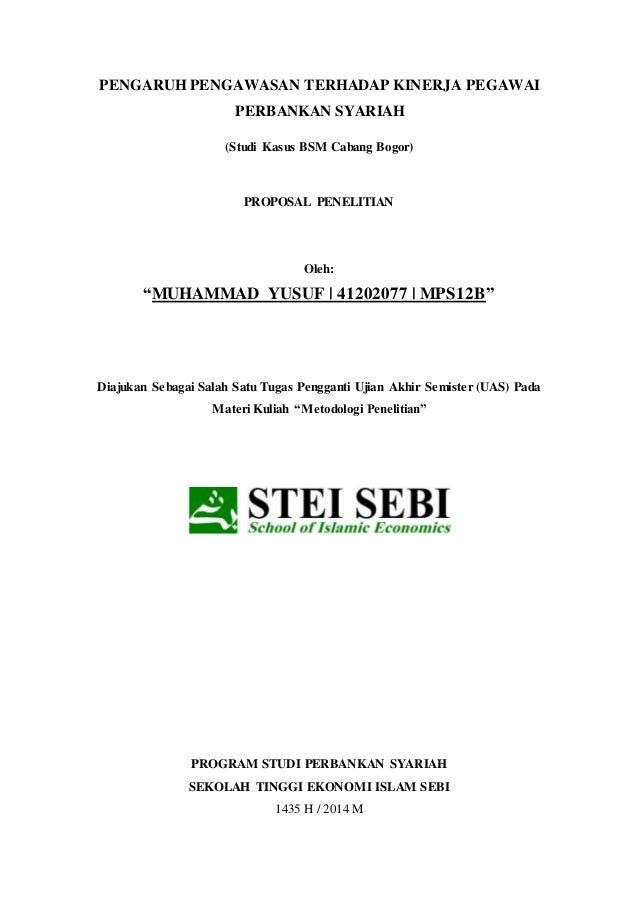 CONTOH PROPOSAL SKRIPSI AKUNTANSI KEUANGAN PDF