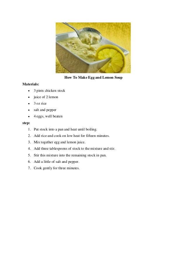 contoh procedure text how to make orange juice