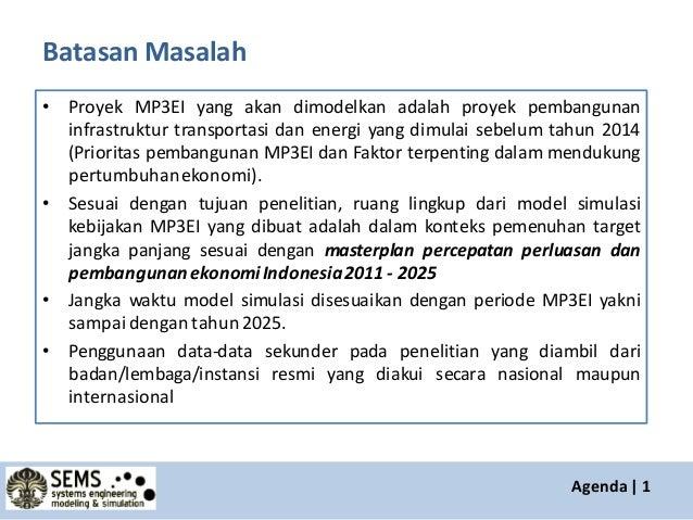 Contoh Presentasi Proposal Skripsi