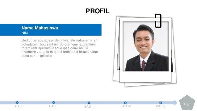 Contoh Slide Presentasi Skripsi yang Baik dan Menarik ...