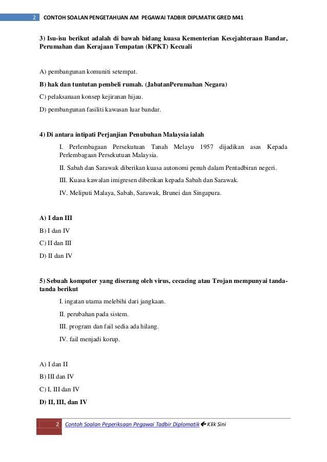 Contoh Soalan Objektif Perlembagaan Malaysia - Meteran j