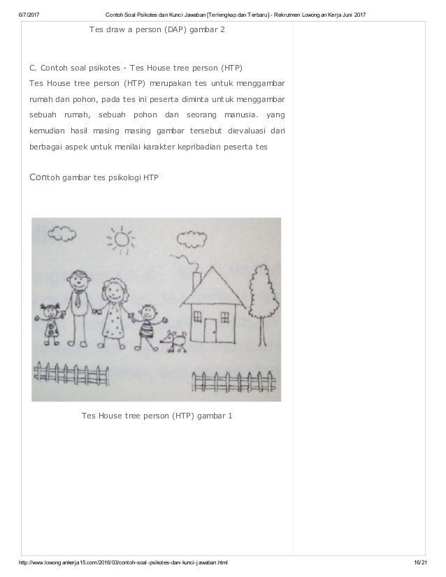 Soal Psikotes Dan Kunci Jawaban Ebook Download Online Pdf