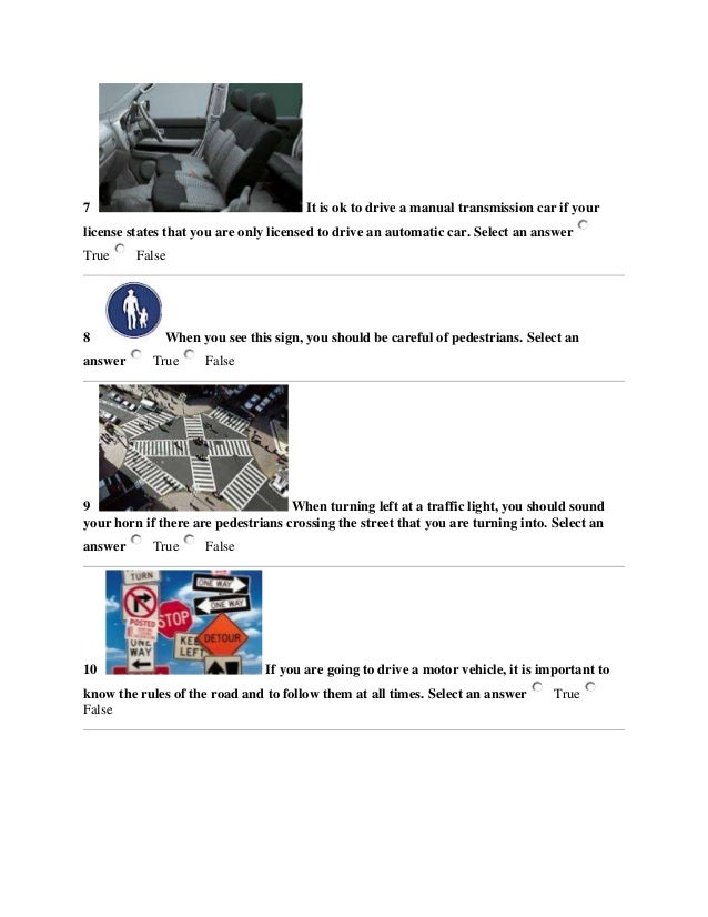 Contoh Soal Test Ujian Sim D Jpg