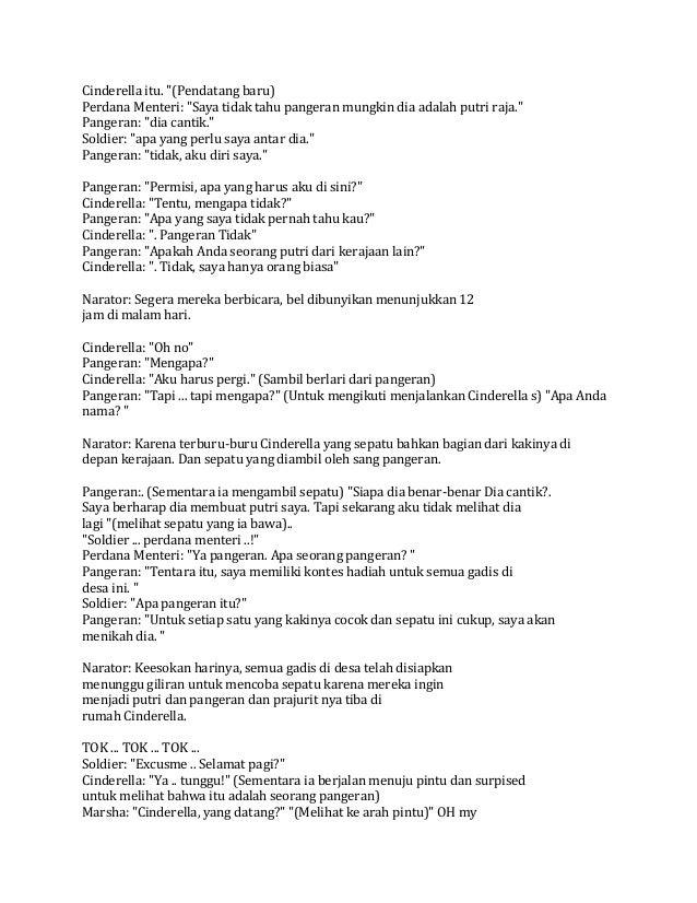 Contoh Teks Drama Kelas Xi Furatoh