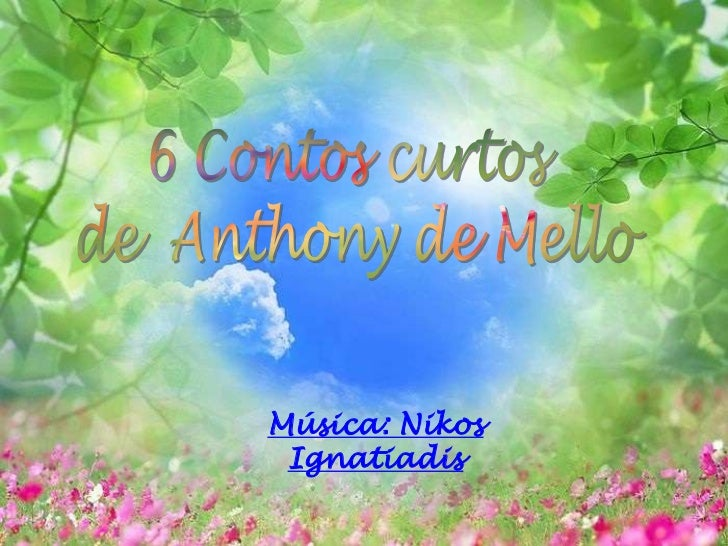 Contos curtos  6 anthony de mello
