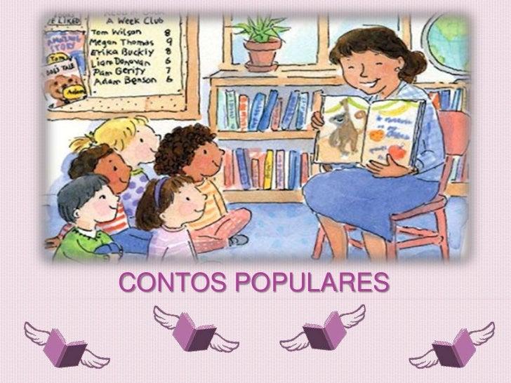 CONTOS POPULARES