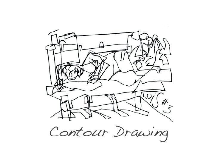 Contour Line Drawing Powerpoint : Contour lines in art powerpoint best cross