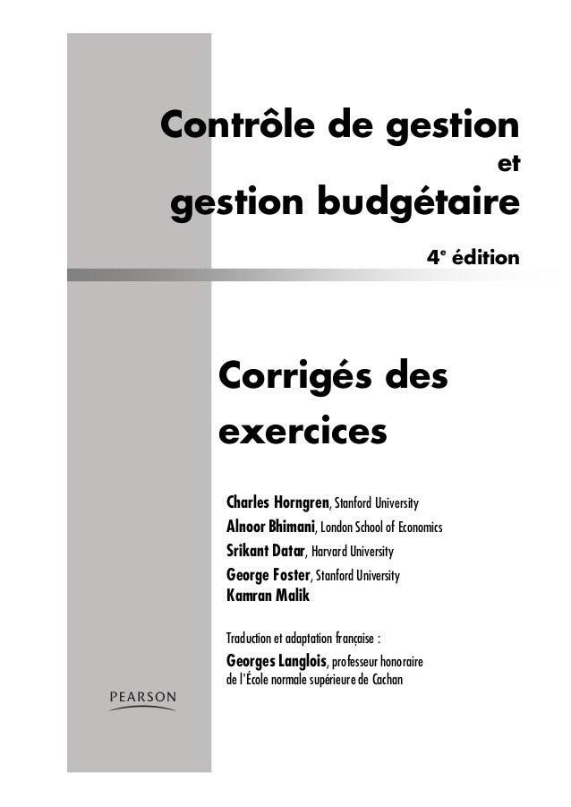 Contr 244 le_de_gestion_et_gestion_budg_233_taire_par Slide 2