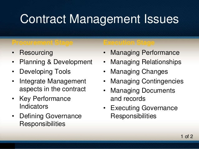 Increase Your Visibility With the World's Most Complete Contract Management Software