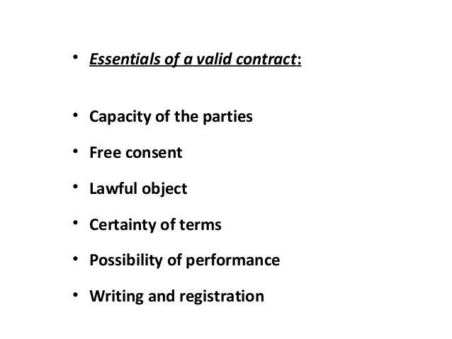 Free Law essays