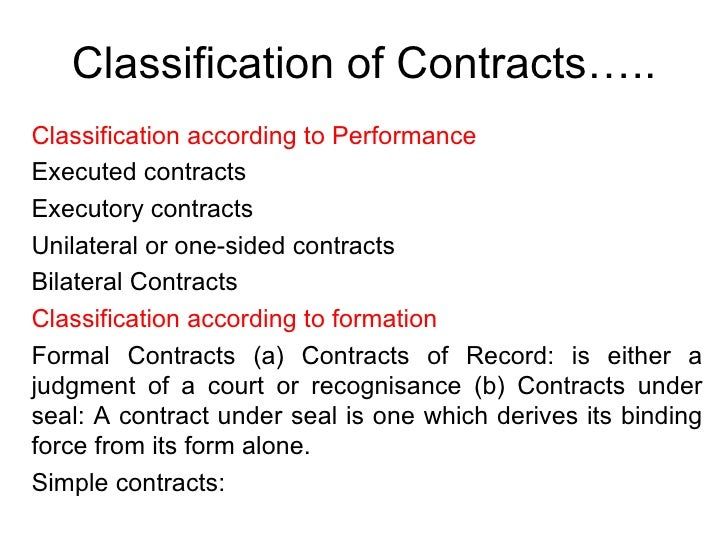 Contract+act