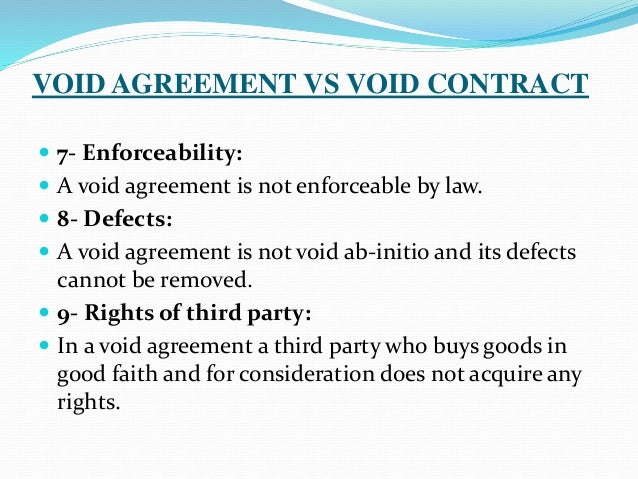 when does a contract become enforceable How do i know if i have a legally binding contract what is a contract a contract is a legally enforceable agreement between two or more parties.