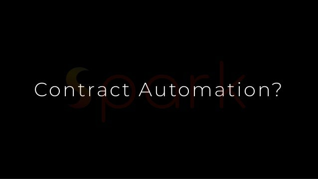 Contract automation Slide 2