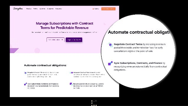 Contract automation Slide 3