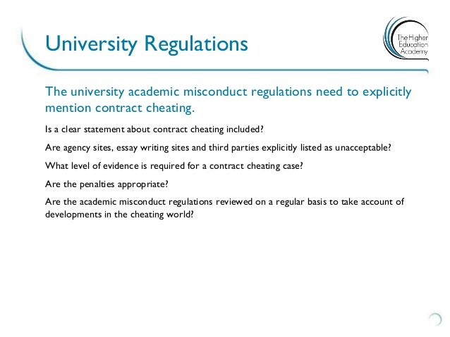 prevention detection and policies in contract cheating higher educ  anonymous marking policy 36