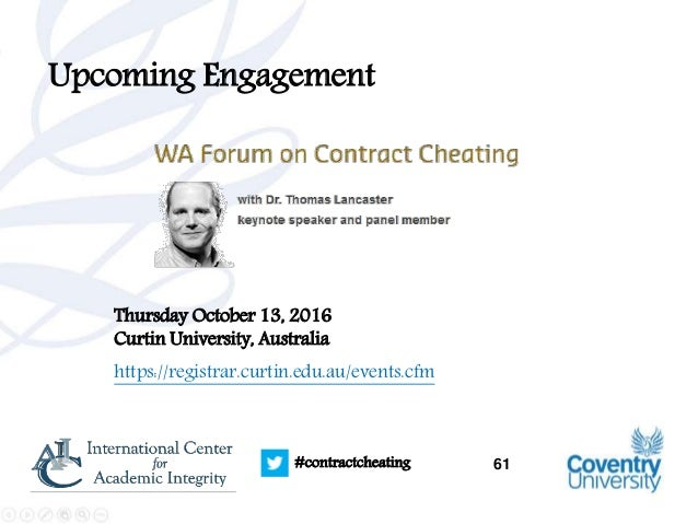 contract cheating and the essay writing industry where does the mon  61