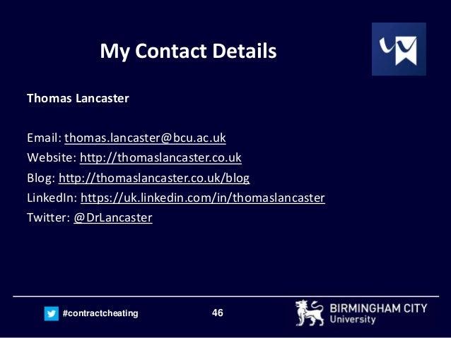 lancaster university dissertation handbook