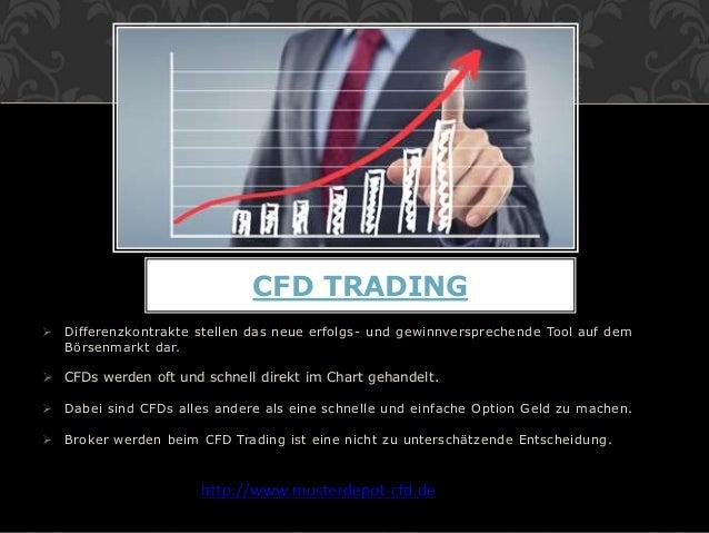  Differenzkontrakte stellen das neue erfolgs- und gewinnversprechende Tool auf dem Börsenmarkt dar.  CFDs werden oft und...