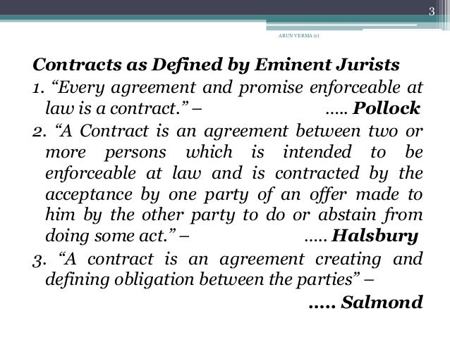 an explanation of contract law Chapter 1 contract 2 2 the notion and results in proposing a narrow definition of contract founded on the with some elements borrowed from contract law.