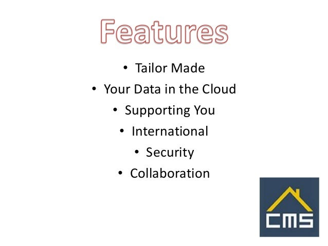 Tailor Made • Benefit from Commercial Management Software and support services with fee packages tailor made for contracto...
