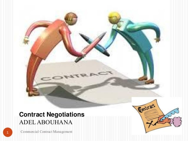 contract negotiations Union contract negotiations negotiating collective agreements is the single most critical responsibility for both management and union the process and the results of the collective agreement have the potential to destroy the relationship between the parties.