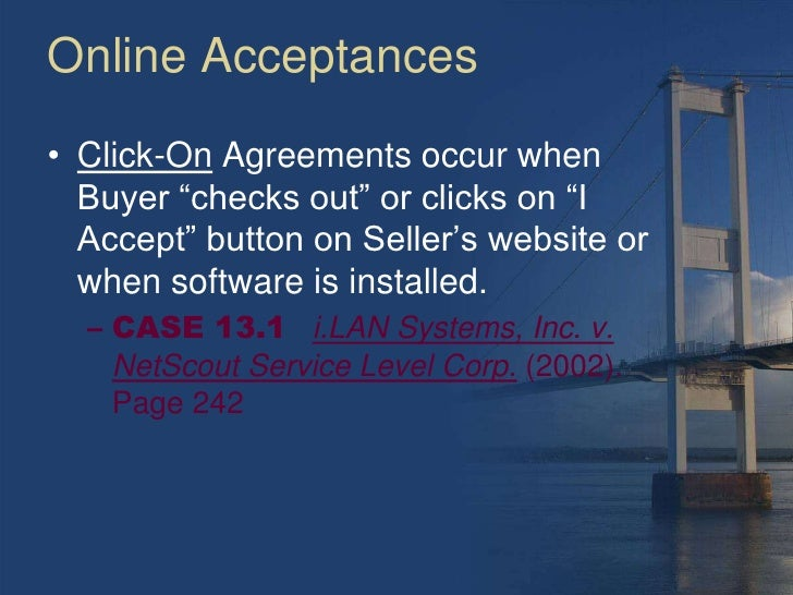 The Origin of Click-Wrap: Software Shrink-Wrap Agreements