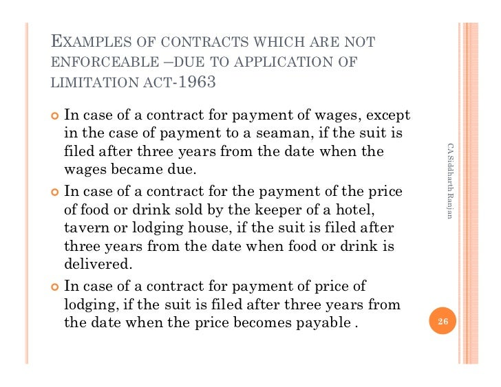 How To Write A Null And Void Contracts