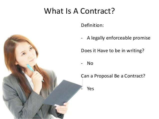 Contracts 101 Issues for Interior Design Professionals
