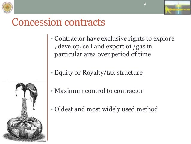 Contracts And Psc